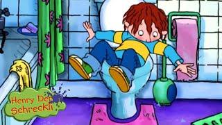 Toilettenprobleme | Henry Der Schreckliche | Zusammenstellung | Cartoons für Kinder
