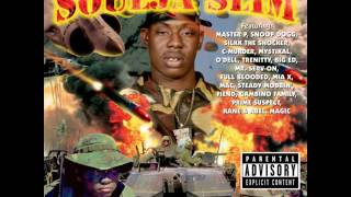 Soulja Slim - At The Same Time (Ft. Snoop Dogg) HQ