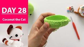 New tunes in my crochet video || 100DaysOf10MinuteCrochet || Day 28