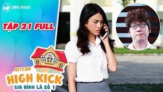 Gia đình là số 1 sitcom | tập 21 full: Yumi tổn thương vì bị Phát La tránh mặt