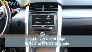 Ford Sync 3 APIM replacement, - hmong video
