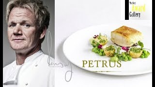 The Best Plating Gordon Ramsay At Petrus Restaurant