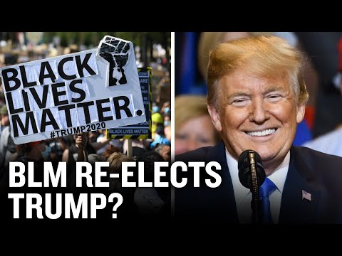 Why Black Lives Matter is Helping the Trump Campaign | Larry Elder