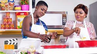 Mcbrown's Kitchen with Ahuof3 Patri (Priscilla Opoku Agyeman) | SE01 EP10