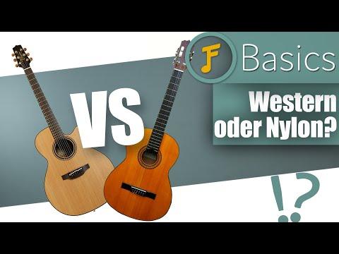 Westerngitarre vs. Konzertgitarre | Welche Gitarre kaufen? | Jamflix