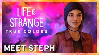 Meet Steph - Life is Strange: True Colors