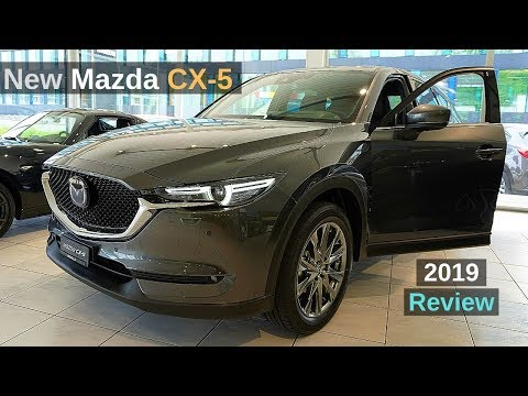 New Mazda CX-5 2019 Review Interior Exterior