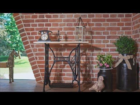 Stolik ze starej maszyny do szycia od Lady of the House - zdjęcie