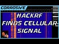 Locating Cellular Signal with HackRF Spectrum Analyzer SDR Software