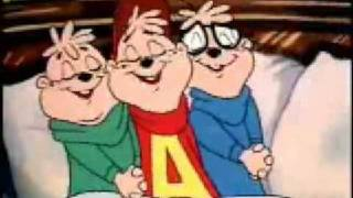 The Chipmunks - Christmas -  WonderfulDay.