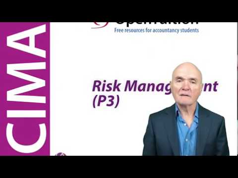 Introduction to the CIMA P3 Risk Management exam - YouTube