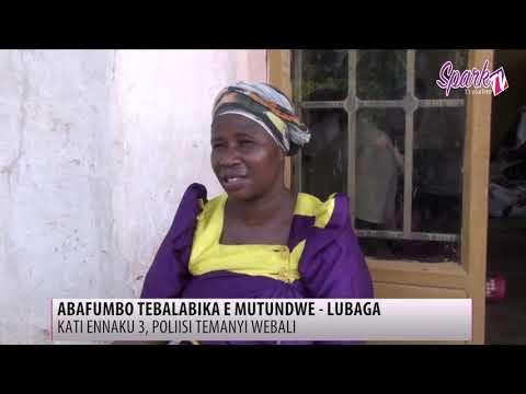 Waliwo abasobeddwa e Mutundwe lwa kubulwaako abantu baabwe