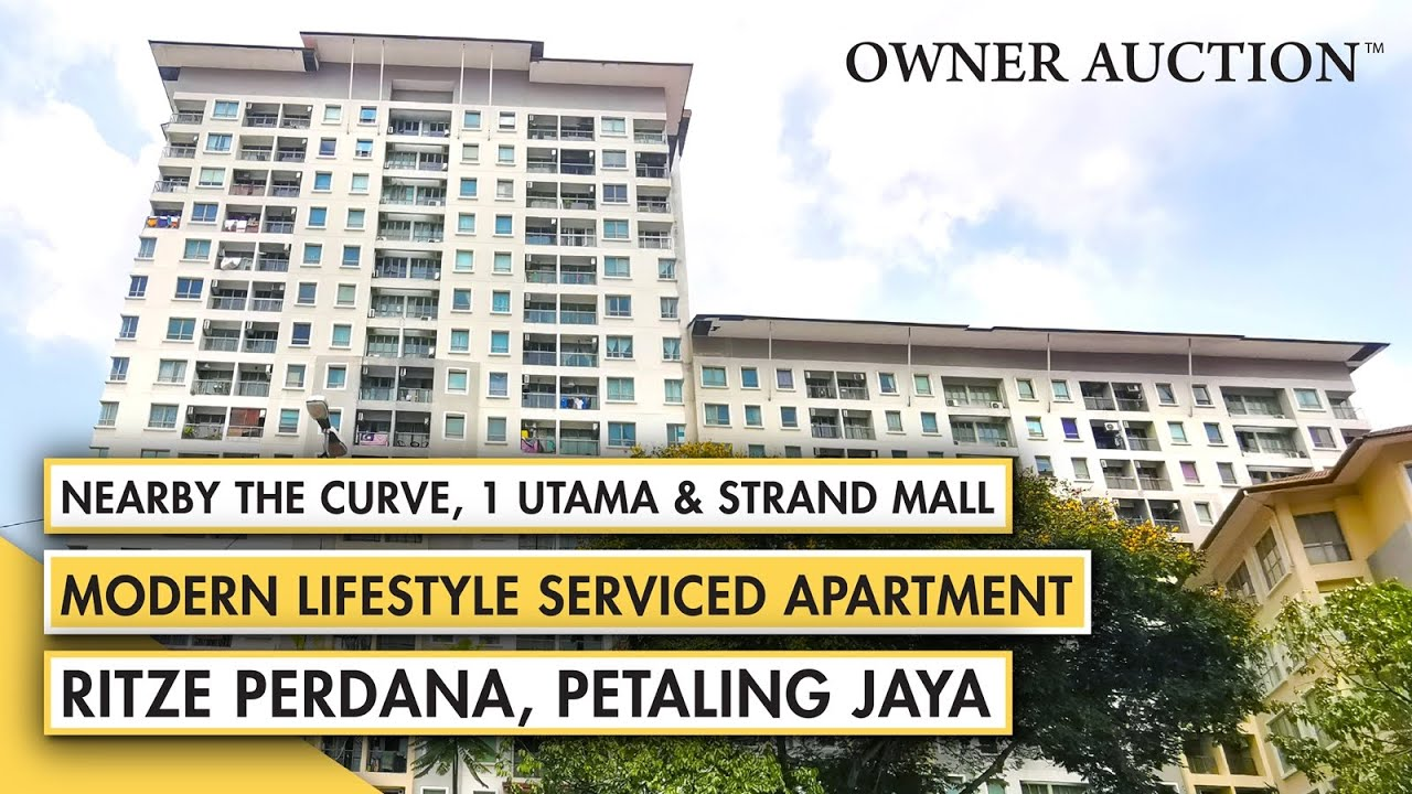 [Owner Auction™] Modern Lifestyle Serviced Apartment for Auction Exclusively by Owner