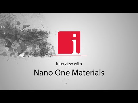 Nano One's Dan Blondal on improving the performance, durab ... Thumbnail