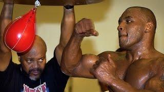 Майк Тайсон Mike Tyson тренировки training