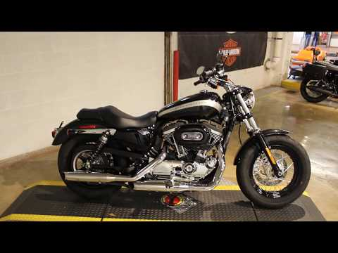 2018 Harley-Davidson 1200 Custom in New London, Connecticut - Video 1