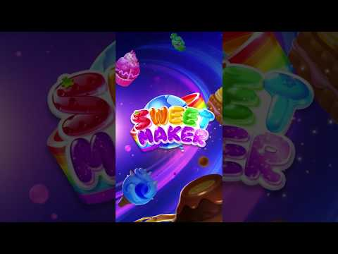 Sweet Maker - DIY Match3 Mania wideo