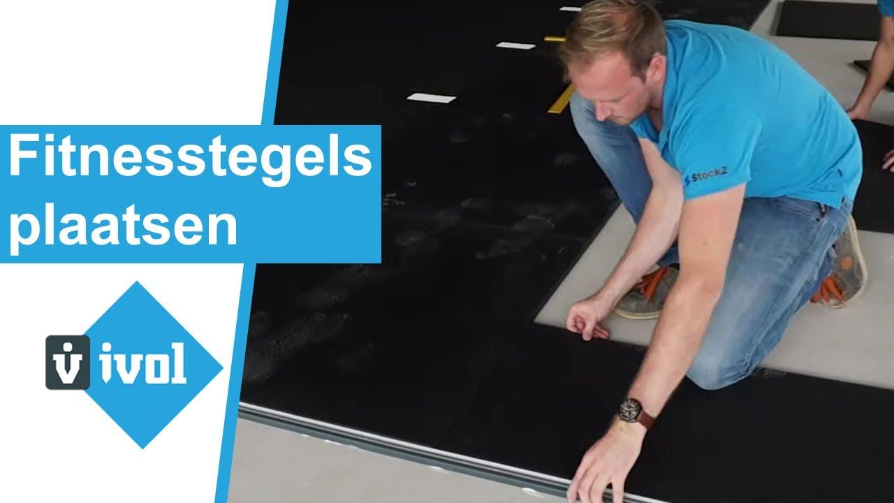 Sol Pour Salle De Sport sol pour salle de sport 100x100cm 20mm - grain fin - noir