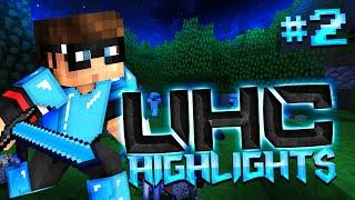 Minecraft UHC Highlights #2: Promise I'm Not Drunk