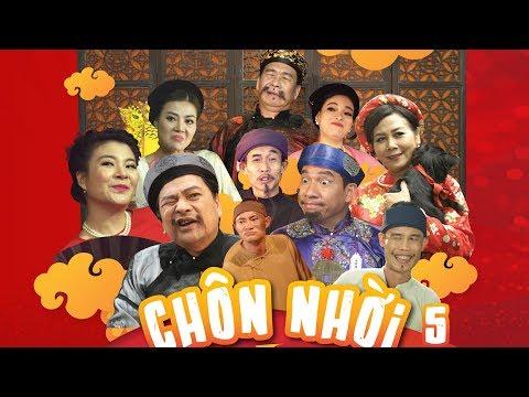 Phim Hài Tết CHÔN NHỜI 5 hài tết 2018