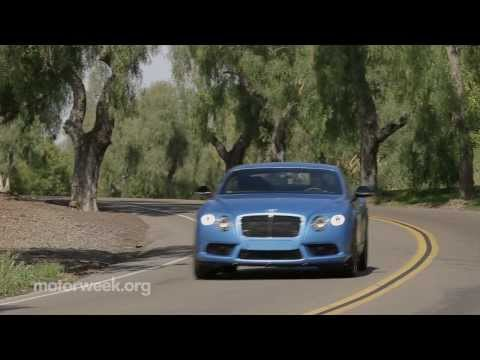 First Look: 2014 Bentley Continental GT V8 S