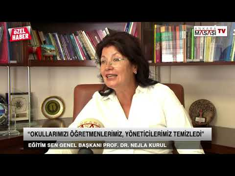 Genel Başkanımız Nejla Kurul'dan Öğretmen Atamaları Hakkında Değerlendirme