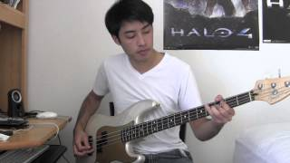 Anti-Flag - No Future Bass Cover (With Tab)