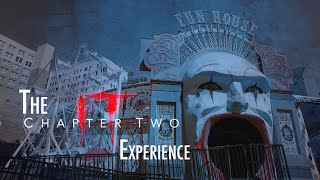 """People Go To The Haunted Carnival From """"IT: Chapter 2"""""""