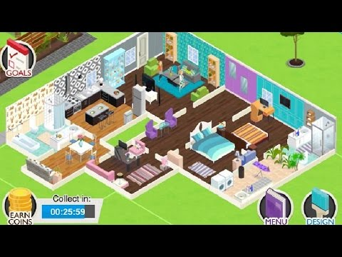 Design This Home Gameplay - Android Mobile Game