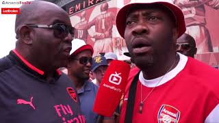 Wenger Made This Club The Players Let Him Down! (RANT)   Arsenal 4-1 West Ham