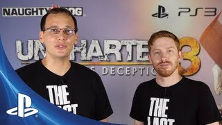 UNCHARTED 3: Drake's Deception™ - Patch 1.13 Notes Video