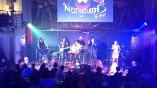 Reformation Live - Cross The Line (Spandau Ballet Tribute)
