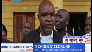 Schools' Closure: Governments decision being challenged in court