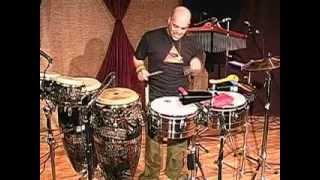 Latin Percussion Presents 'Feel The Rhythm'