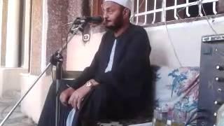 الشيخ محمد عبداللاه الدشناوي بمنزل اللواء