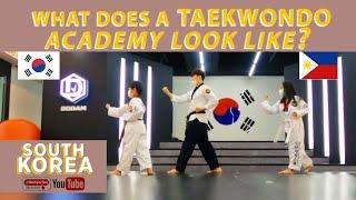 KOREAN TAEKWONDO ACADEMY   ANG GWAPO NI COACH!!!