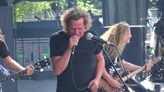 "HEAVY MONTREAL 2018: VOIVOD ""Order of the Blackguards"" live @ Parc Jean Drapeau. 29/07/2018"