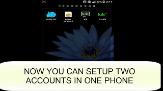 how to have two kik accounts on one phone
