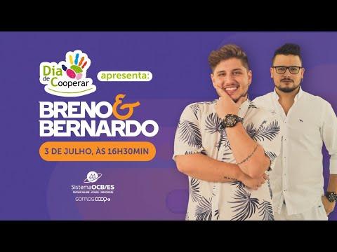 Dia de Cooperar 2021 | Live Solidária com Breno e Bernardo