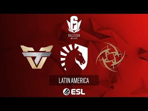 Six Major Raleigh Qualifiers – LATAM