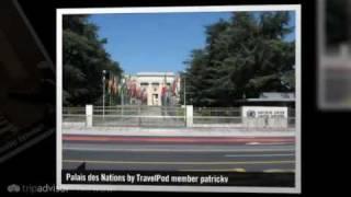 Palais des Nations, Switzerland