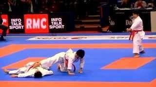 Классика мирового каратэ (2012 г.ЧМ в Японии, командное ката), мужчины, финал, сборная Японии