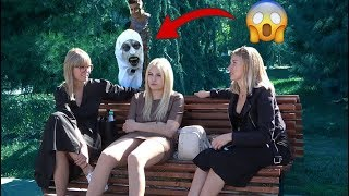 SCARY NUN PRANK -AWESOME REACTIONS