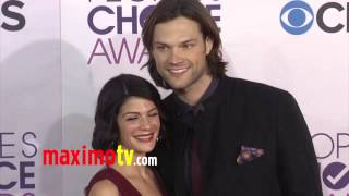 Джаред Падалеки, Jared Padalecki People's Choice Awards 2013 Red Carpet Arrivals