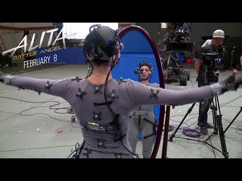 Alita: Battle Angel | Behind the Scenes with Rosa | In Cinemas Now | Fox Star India