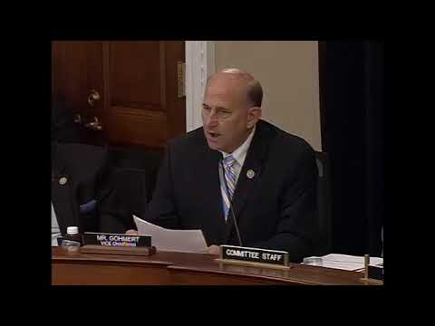 Gohmert Gives Opening Statement on SAVES Act
