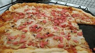 Как сделать огромную пиццу за 200 рублей . Вариант №2