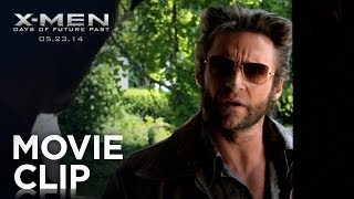 Clip - Wolverine Meets Beast - X-Men: Days of Future Past