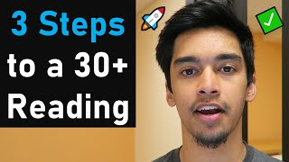 How to Score a 30+ on ACT Reading | ACT Reading Tips and Strategies + 3 Steps to Score a 30+ 🚀🚀🚀