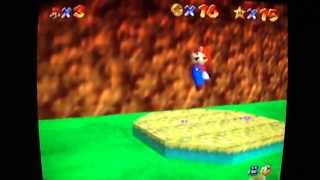 Super Mario 64 Part 4- Rising from the ashes of failure.